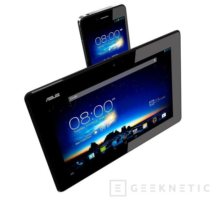 ASUS presenta oficialmente un nuevo PadFone Infinity con procesador Snapdragon 800, Imagen 1