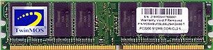Nuevas memorias PC3200-DDR400 de TwinMOS, Imagen 2