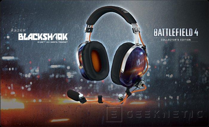 Razer anuncia una gama de periféricos gaming basados en Battlefield 4, Imagen 2
