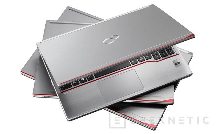 Toshiba presenta sus portátiles LifeBook E para entornos empresariales, Imagen 2