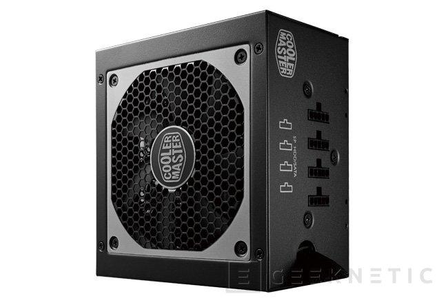 Nuevas fuentes de alimentación Cooler Master VS Series, Imagen 2