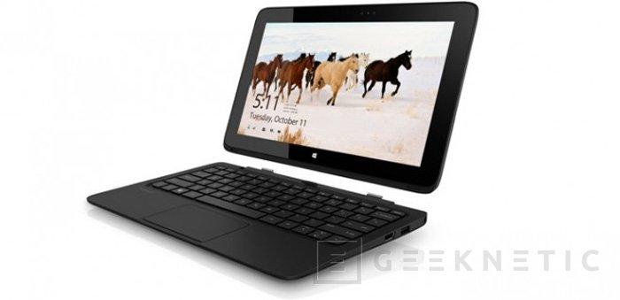 Omni 10 y Pavilion 11, nuevos tablets x86 de HP, Imagen 2