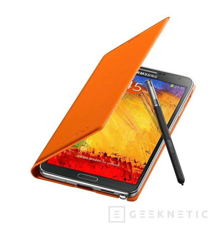 Precios y disponibilidad del Samsung Galaxy Gear y Galaxy Note 3, Imagen 1