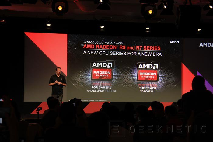 AMD desvela su nueva familia de tarjetas gráficas con la R9 290X en cabeza, Imagen 1