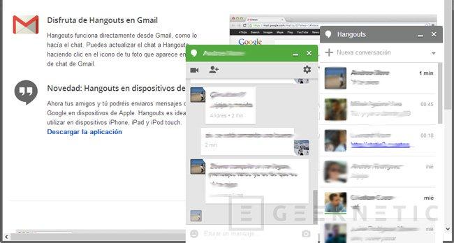 Google Hangouts, crónica de una muerte anunciada, Imagen 1