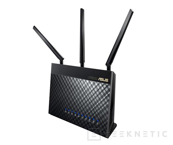 Precio y fecha de salida del router ASUS RT-AC68U, el más rápido del mundo, Imagen 1