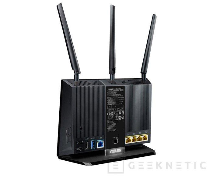 Precio y fecha de salida del router ASUS RT-AC68U, el más rápido del mundo, Imagen 2
