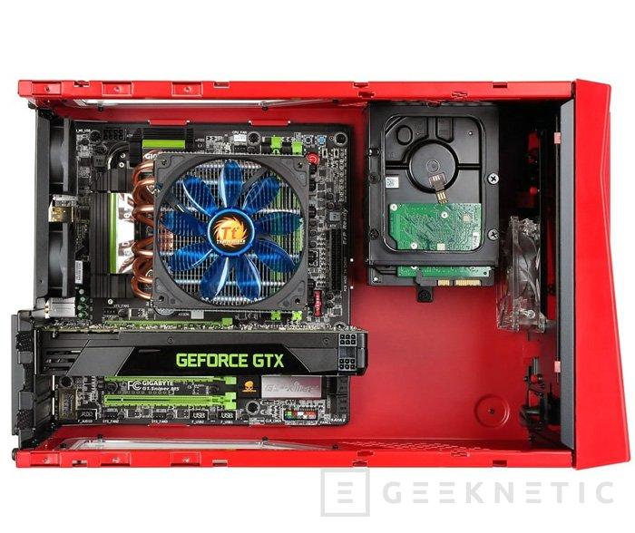 Thermaltake Armor A30i, nueva caja de PC para placas Mini-ITX y Micro-ATX con formato modular., Imagen 3