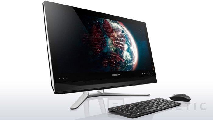Nuevos equipos todo en uno de Lenovo, Imagen 1