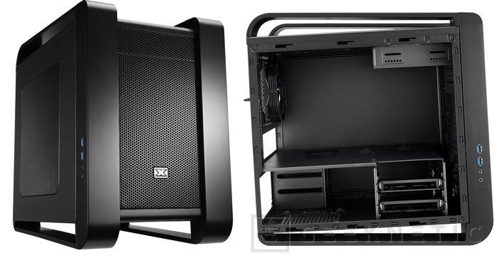 Xigmatek Aquila, torre micro-ATX para equipos compactos y potentes , Imagen 1
