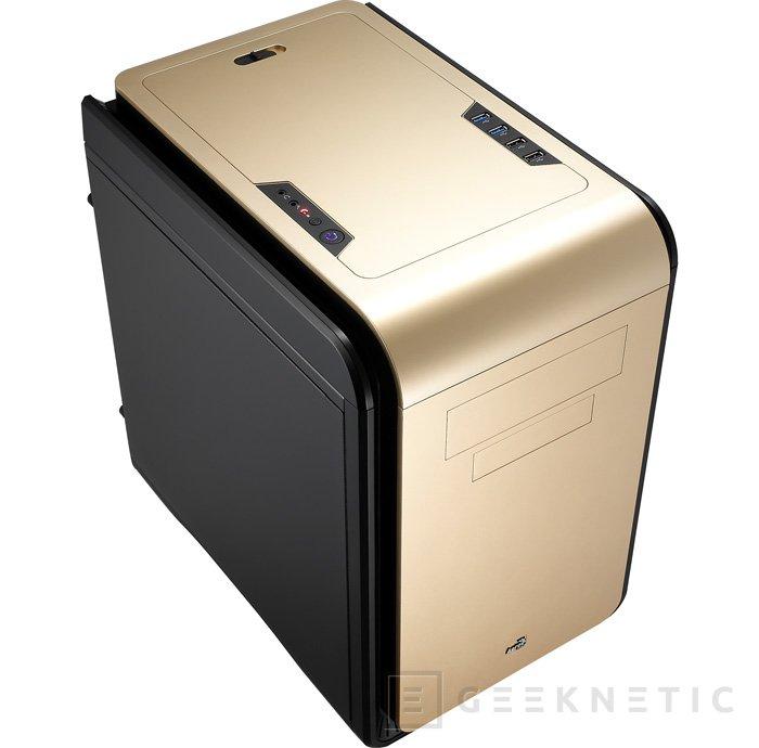 Aerocool Dead Silent Cube, nueva torre micro ATX para ordenadores gaming, Imagen 1