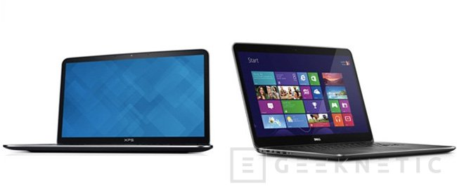 Dell actualiza también con procesadores Intel haswell su línea de Ultrabooks XPS, Imagen 1