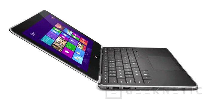 Dell actualiza también con procesadores Intel haswell su línea de Ultrabooks XPS, Imagen 3