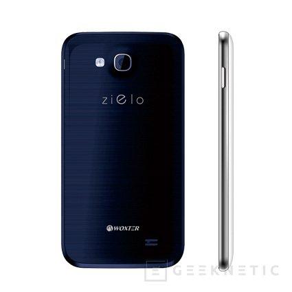 Woxter lanza varios modelos de smartphones con Android, Imagen 2