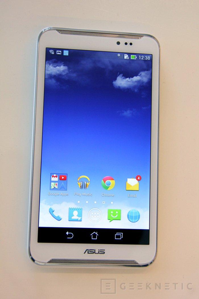 Precio del ASUS FonePad Note 6 en Europa, Imagen 2