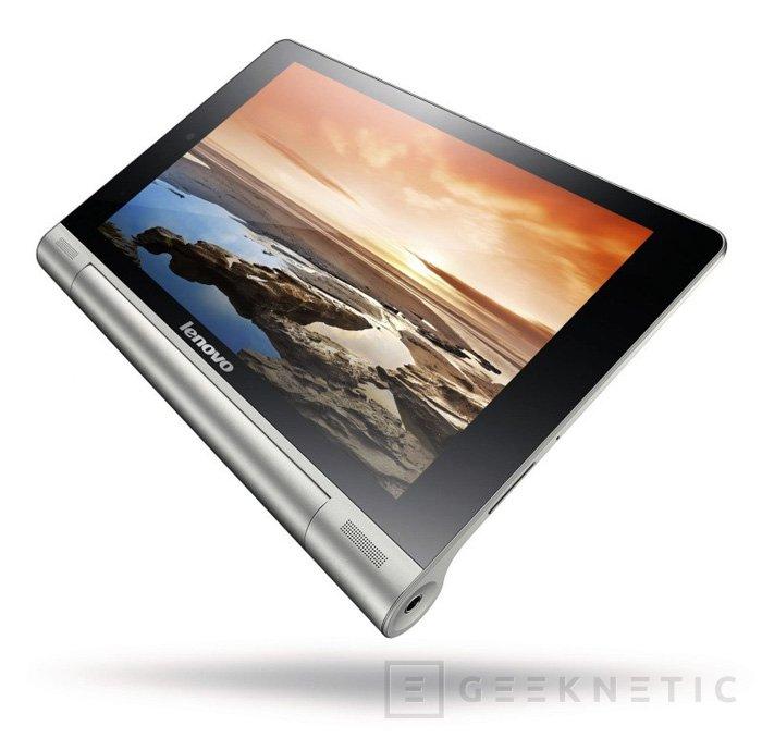Lenovo IdeaPad B6000-F y B8000-F, dos nuevos tablets con peana reclinable, Imagen 2