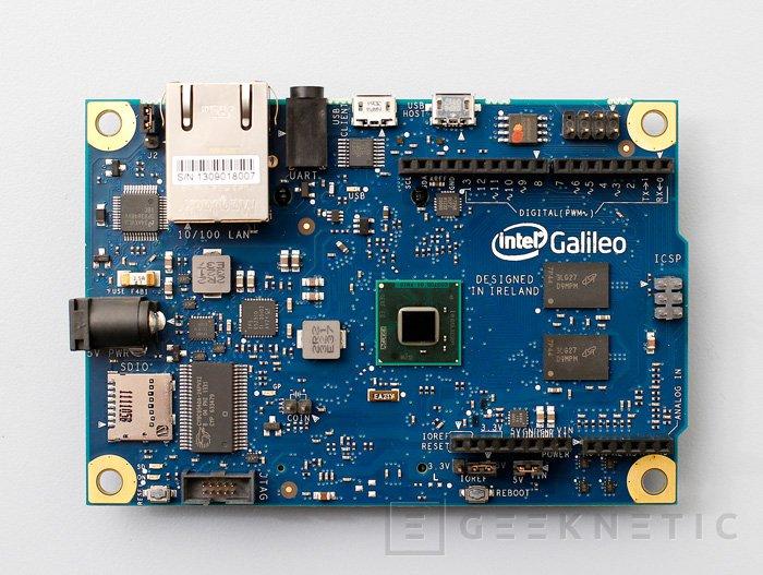 Intel Galileo, nueva plataforma integrada similar a la Rapsberry Pi, Imagen 1