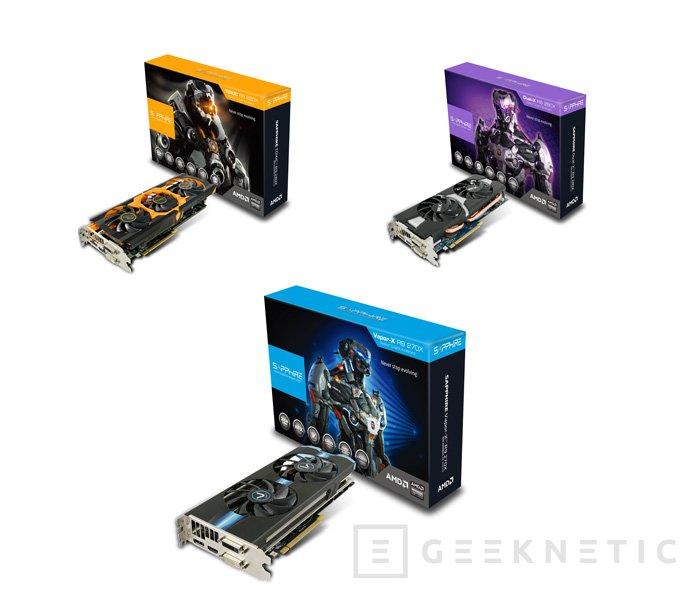 Llegan las nuevas AMD Radeon R7 240, R7 250, R7 260X, R9 270X y R9 280X, Imagen 3