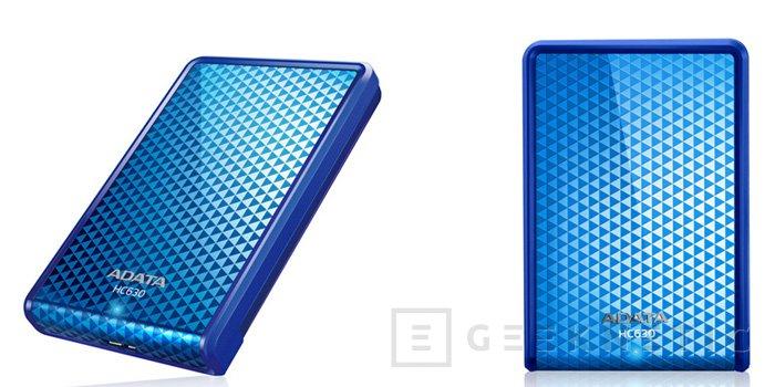 ADATA DashDrive Choice HC630, nuevo disco externo USB 3.0, Imagen 1