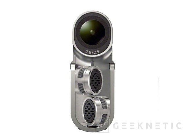 Sony Music Video Recorder, una cámara de vídeo que prioriza la calidad de audio, Imagen 3