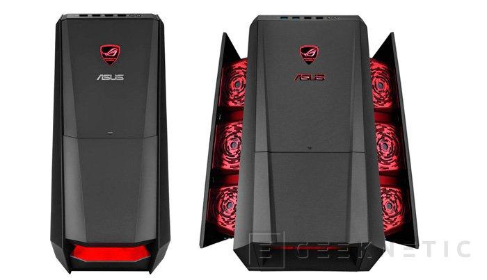 ASUS ROG Tytan G70, nuevo equipo gaming de sobremesa, Imagen 2