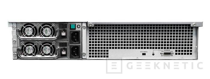 Synology RS2414, nueva serie de NAS en formato rack, Imagen 2
