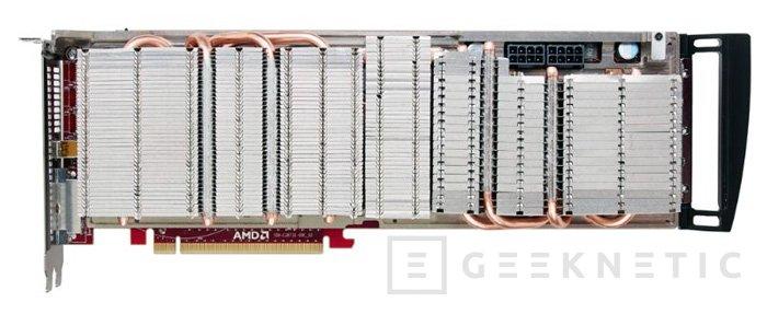 Sapphire se atreve con una AMD FirePro S10000 de doble GPU con refrigeración pasiva, Imagen 2