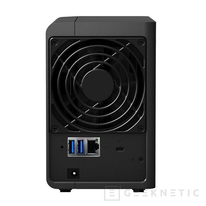 Synology DiskStation DS214, nuevo NAS doméstico, Imagen 2