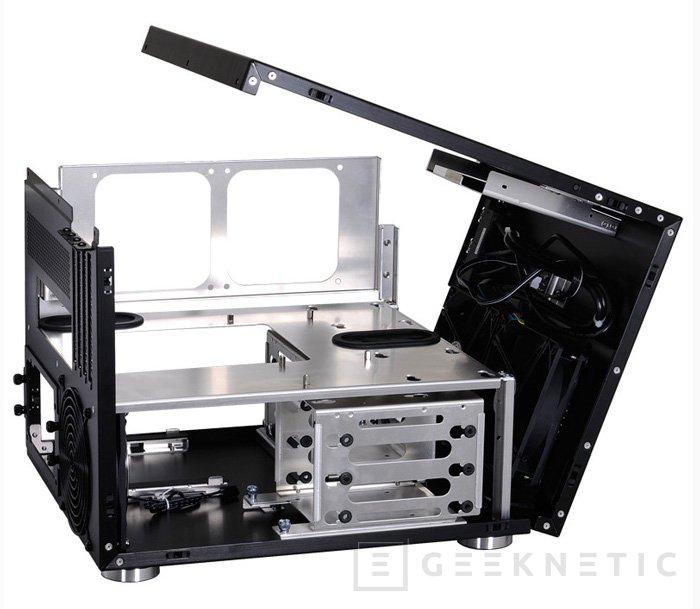 Lian Li PC-V358, llega otra torre de formato reducido en formato Micro ATX y Mini ITX, Imagen 3