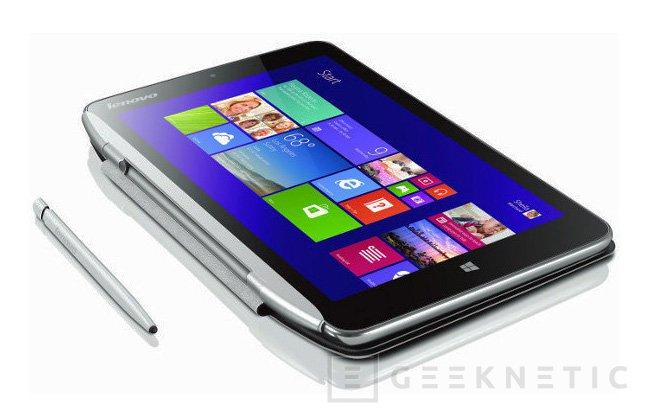 Lenovo Miix2, nuevo tablet de 8 pulgadas con Windows 8.1 y CPU Intel Bay Trail, Imagen 2