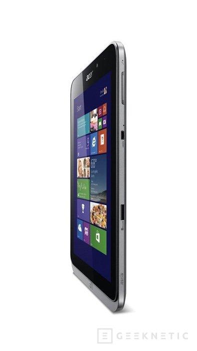 El Acer Iconia W3 ya tiene sucesor, Imagen 2