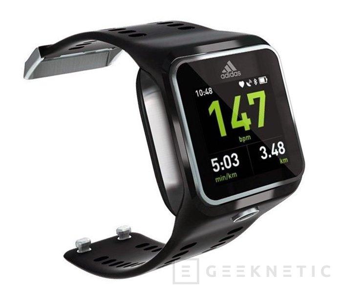 Adidas también se anima con un smartWatch con Android, Imagen 1