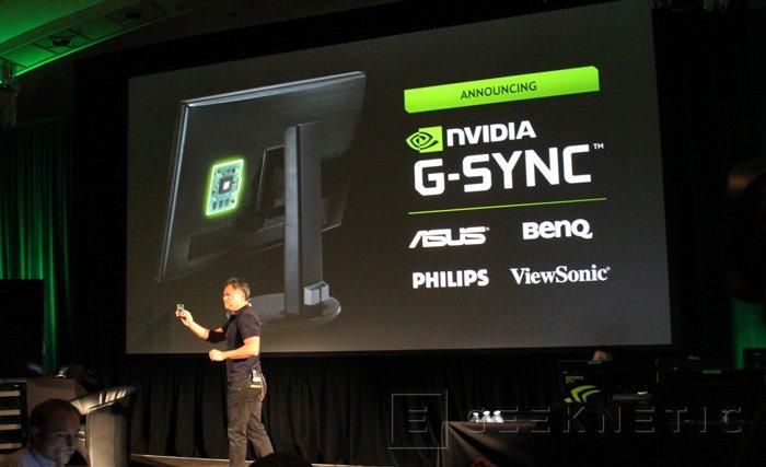 NVIDIA G-Sync, la solución a los problemas de sincronización entre gráfica y pantalla, Imagen 1