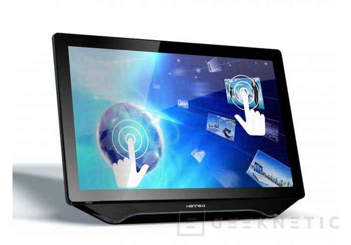 Hannspree presenta el monitor multitáctil Hanns.G HT231HPB, Imagen 1