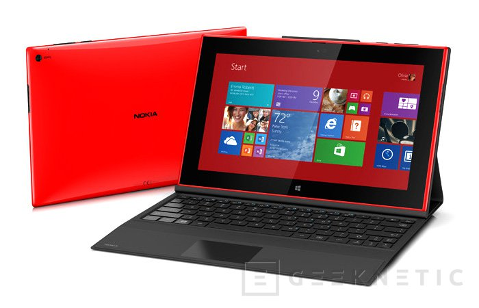 Nokia Lumia 2520 es el primer tablet de la compañía, Imagen 2