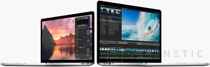 Apple actualiza el MacBook Pro con procesadores Haswell, Imagen 1