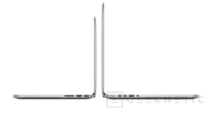 Apple actualiza el MacBook Pro con procesadores Haswell, Imagen 2