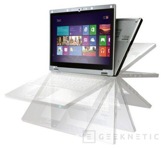Nuevo ultrabook de alta resistencia Panasonic Toughbook CF-AX3, Imagen 2