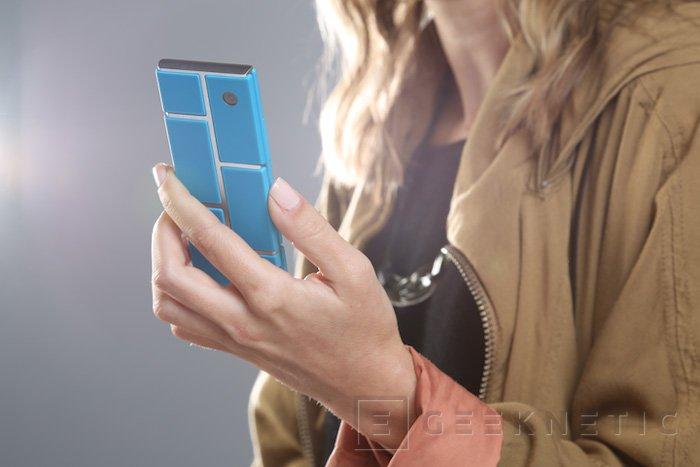 Motorola también está trabajando en un un teléfono modular, Imagen 1