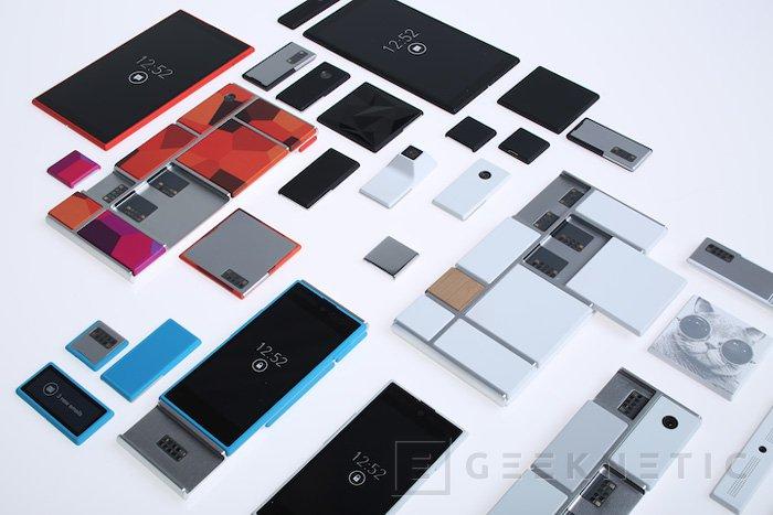 Motorola también está trabajando en un un teléfono modular, Imagen 2