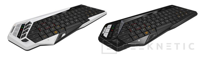 Mad Catz S.T.R.I.K.E.M, llega un nuevo teclado gaming portátil con NFC, Imagen 2