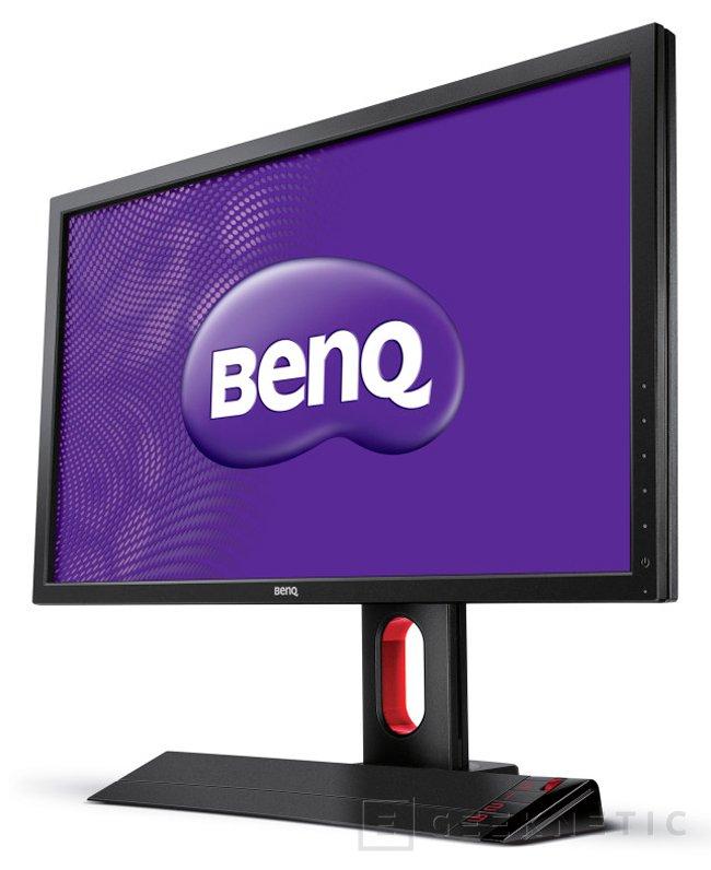 BenQ XL2720Z, monitor gaming de 27 pulgadas y tasa de refresco configurable, Imagen 1