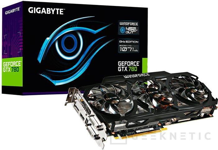 Gigabyte lanza al mercado su gráfica GeForce GTX 780 GHz Edition, Imagen 1