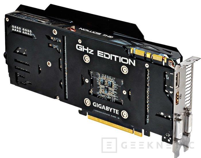 Gigabyte lanza al mercado su gráfica GeForce GTX 780 GHz Edition, Imagen 2