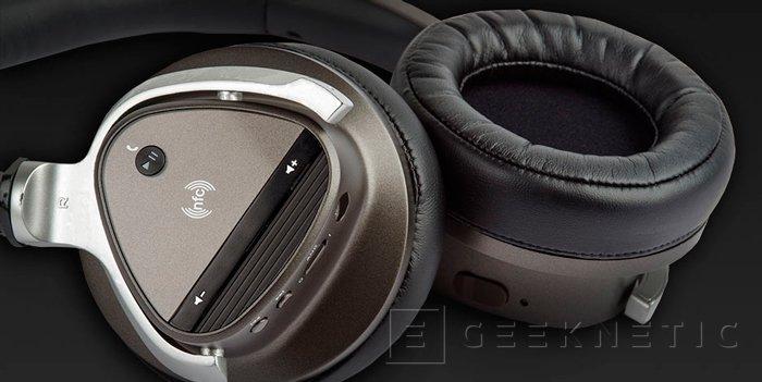 Creative lanza dos nuevos auriculares inalámbricos con NFC y cancelación activa de ruido, Imagen 2