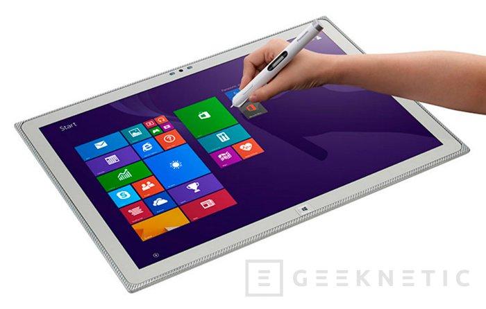 Panasonic Toughpad 4K UT-MB5, tablet de 20 pulgadas con resolución Ultra HD, Imagen 1