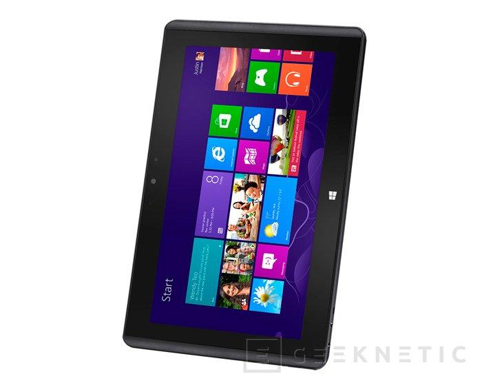 MSI Windpad W20 3M, nuevo tablet con APU Temash de AMD, Imagen 1