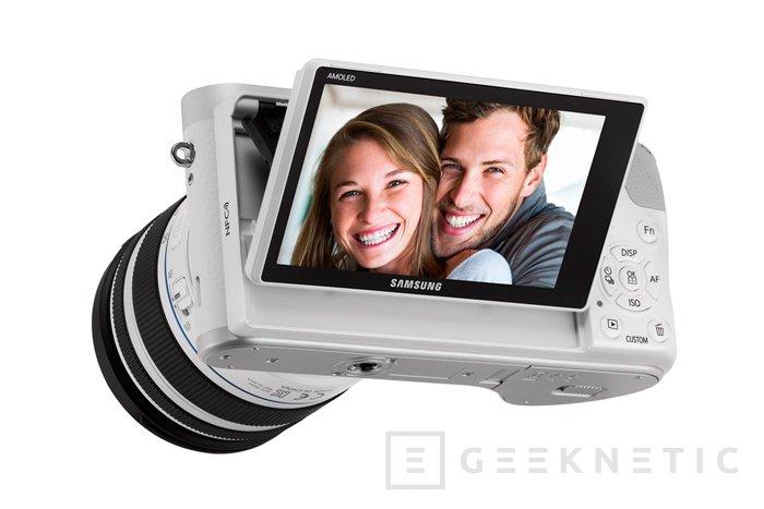 Samsung lanza una cámara con Tizen y detalla sus planes para el 2014, Imagen 1