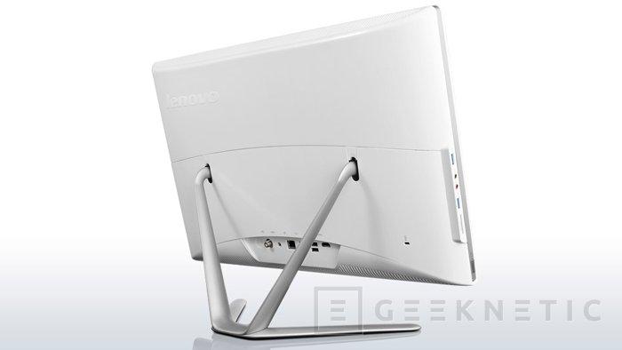 Lenovo C355, nuevo ordenador todo en uno asequible, Imagen 2