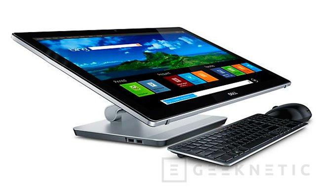 Dell Inspiron 23, nuevo todo en uno con procesadores Intel Haswell, Imagen 1